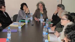 """Дебат в рамките на семинар по проект """"Заедно с мама можем повече"""