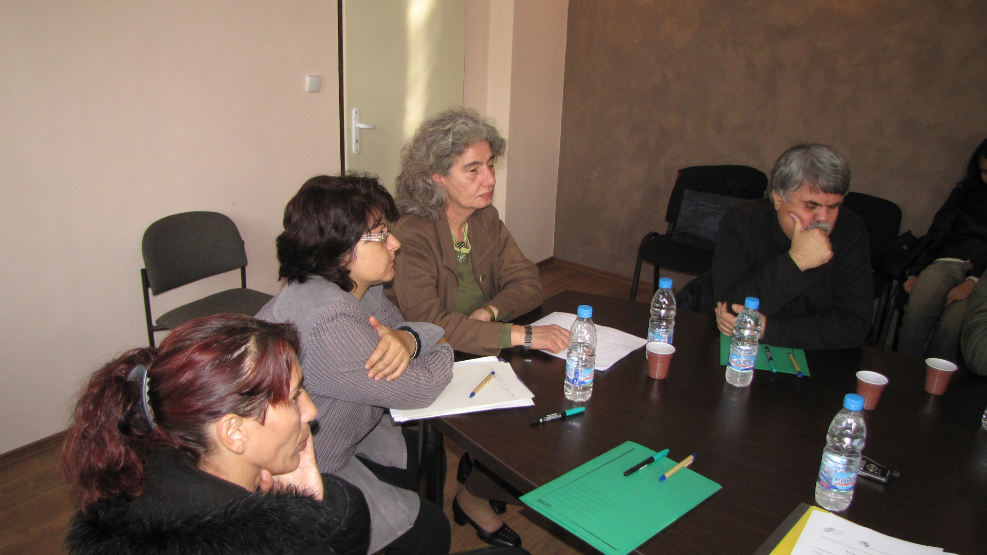 Дебати в рамките на семинара