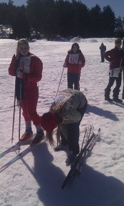 Ради на ски
