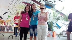 Ради - медалистка